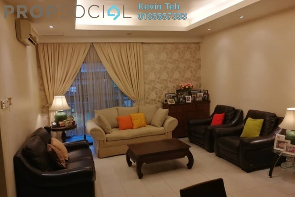 For Sale Condominium at Parkville Garden Townhouse, Sunway Damansara Freehold Semi Furnished 3R/4B 920k