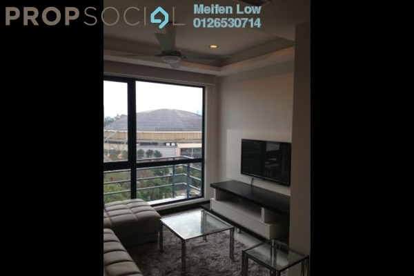 For Sale Condominium at Casa Residency, Pudu Freehold Fully Furnished 1R/2B 580k