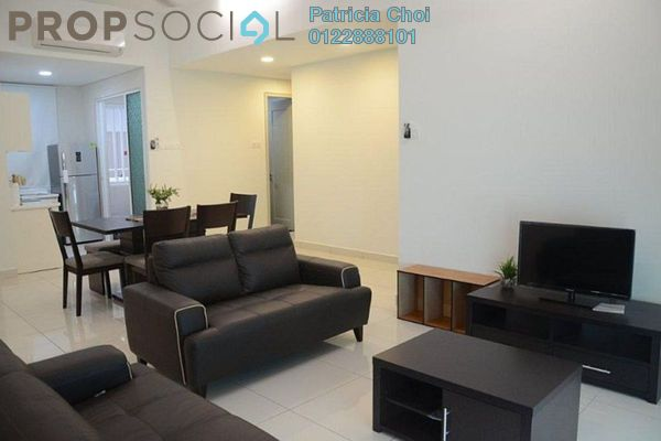 For Sale Serviced Residence at Glomac Damansara Residences, TTDI Freehold Fully Furnished 3R/2B 730k