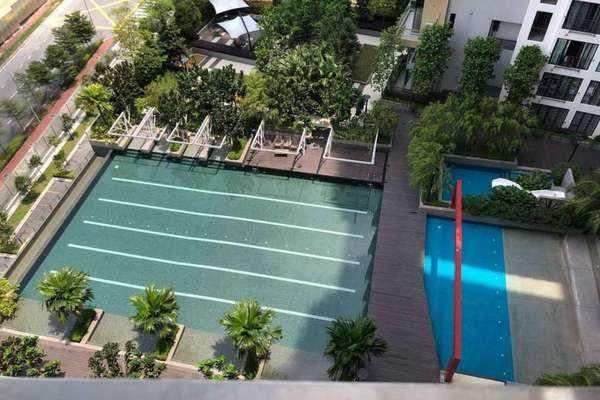 For Rent Condominium at You Vista @ You City, Batu 9 Cheras Freehold Unfurnished 1R/1B 1.1k