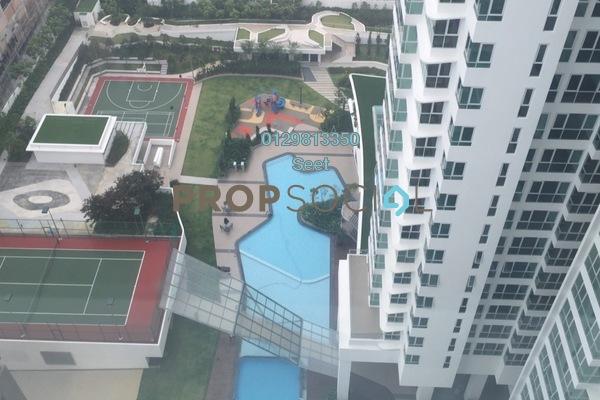 For Rent Condominium at Uptown Residences, Damansara Utama Freehold Fully Furnished 3R/3B 6.5k