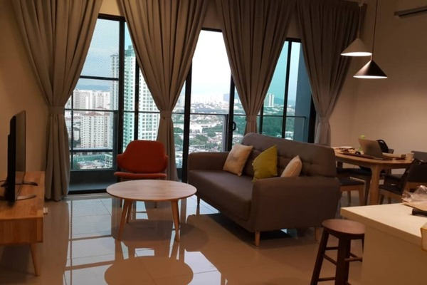 For Rent Condominium at CitiZen, Old Klang Road Freehold Fully Furnished 3R/2B 2.65k