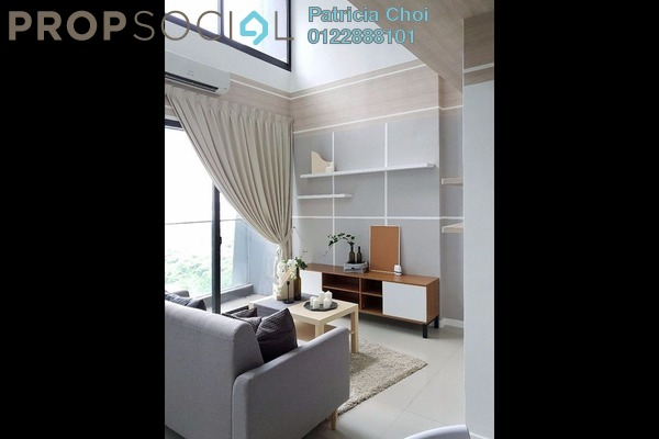 For Rent Condominium at D'Latour, Bandar Sunway Freehold Fully Furnished 4R/2B 3.1k