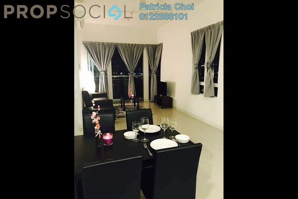 For Rent Serviced Residence at Desa Green Serviced Apartment, Taman Desa Freehold Fully Furnished 3R/2B 2.2k