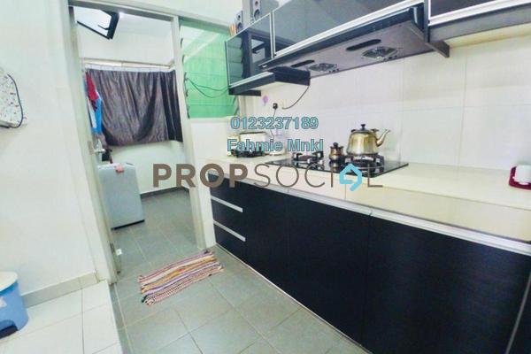 For Sale Condominium at Ivory Residence, Kajang Freehold Semi Furnished 3R/2B 380k