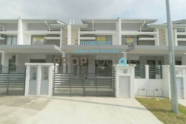 For Sale Terrace at M Residence 2, Rawang Freehold Unfurnished 4R/3B 448k