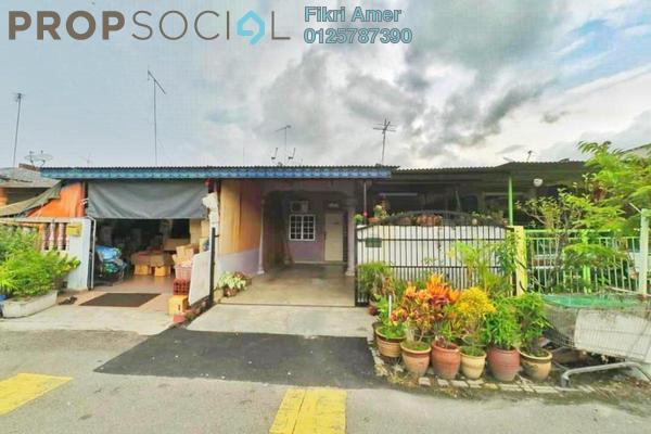 For Sale Terrace at Taman Bunga Raya, Kapar Freehold Unfurnished 3R/2B 300k