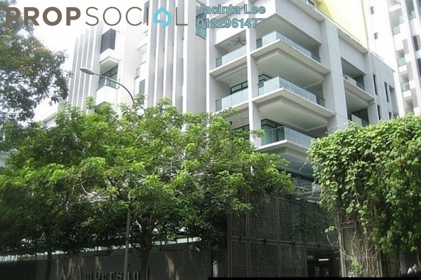 For Sale Condominium at Ampersand, KLCC Freehold Semi Furnished 6R/7B 1.89m