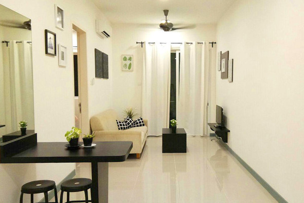For Rent Condominium at Southbank Residence, Old Klang Road Freehold Fully Furnished 2R/2B 2.3k