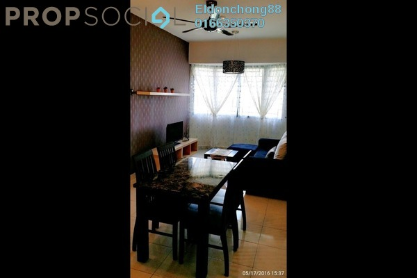 For Sale Condominium at Main Place Residence, UEP Subang Jaya Freehold Semi Furnished 3R/2B 460k