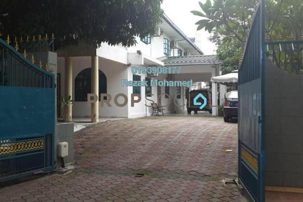 For Sale Bungalow at Kampung Datuk Keramat, Keramat Freehold Semi Furnished 9R/8B 5.5m