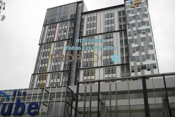 For Rent Office at Prima Avenue, Kelana Jaya Freehold Semi Furnished 1R/1B 1.3k