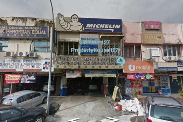 For Rent Shop at Lucky Garden, Bangsar Freehold Unfurnished 0R/0B 7.5k