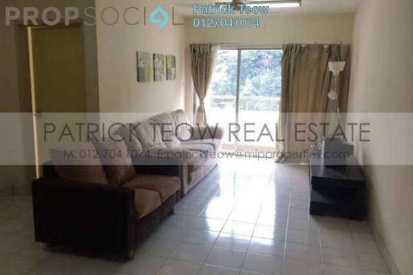 For Rent Apartment at Flora Damansara, Damansara Perdana Freehold Semi Furnished 3R/2B 950translationmissing:en.pricing.unit