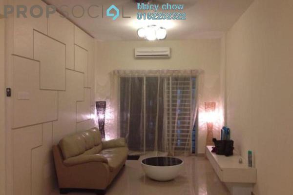 For Rent Condominium at Tiara Hatamas, Cheras Freehold Fully Furnished 3R/2B 1.2k