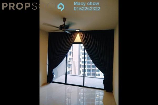 For Rent Condominium at The Rainz, Bukit Jalil Freehold Semi Furnished 4R/3B 2.8k