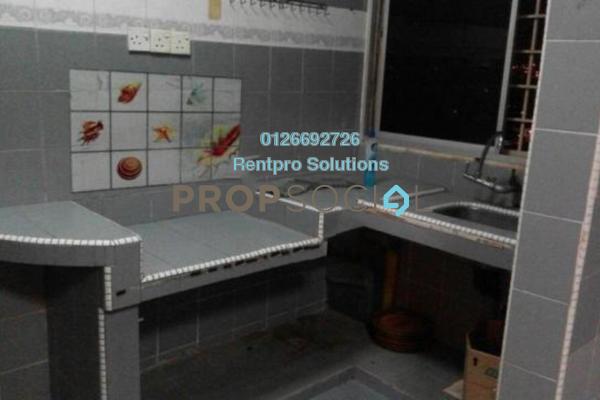 For Rent Apartment at Vista Perdana, Pandan Perdana Freehold Semi Furnished 2R/2B 1.2k
