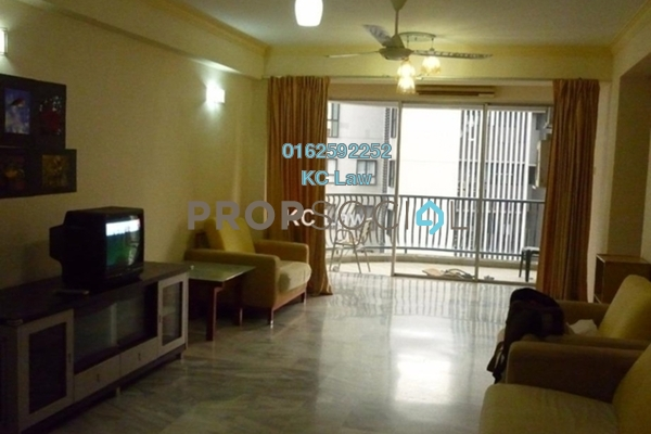 For Sale Condominium at Jasmine Towers, Petaling Jaya Freehold Semi Furnished 3R/3B 680k