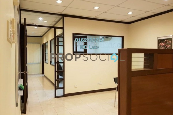 For Rent Office at SunwayMas Commercial Centre, Kelana Jaya Freehold Semi Furnished 2R/1B 1.1k