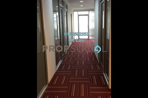 For Rent Office at Perdana The Place, Damansara Perdana Freehold Semi Furnished 0R/0B 2.6k