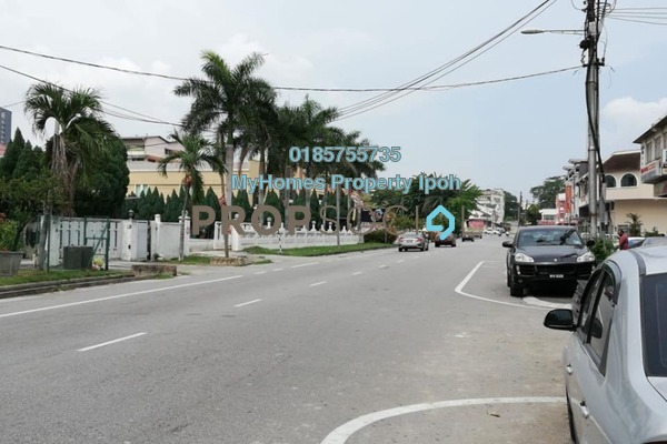 For Rent Land at Jalan Datoh, Ipoh Freehold Unfurnished 0R/0B 6k