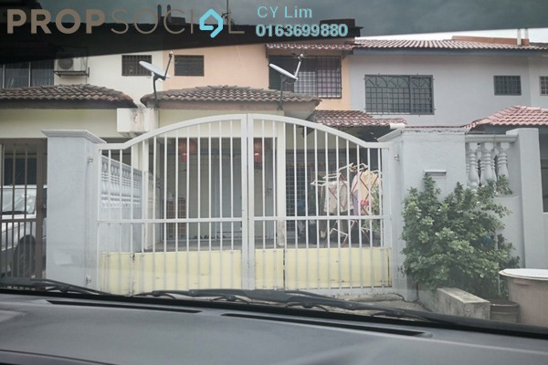 For Sale Terrace at Taman Pinggiran Putra, Bandar Putra Permai Freehold Unfurnished 4R/2B 460k