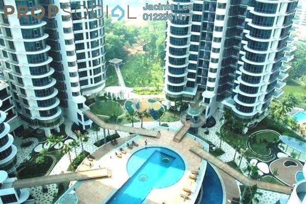 For Sale Condominium at 11 Mont Kiara, Mont Kiara Freehold Semi Furnished 6R/6B 2.54m