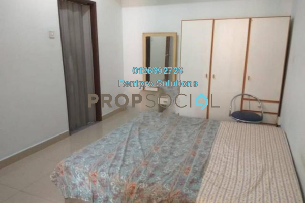 For Rent Apartment at Nyaman Court, Old Klang Road Freehold Semi Furnished 3R/2B 1.3k
