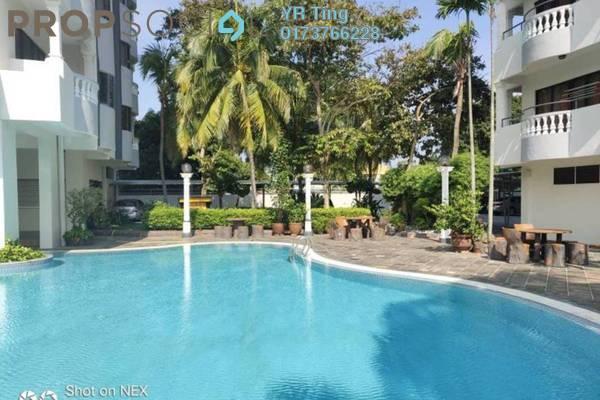 For Rent Condominium at Taman Melaka Raya, Melaka Freehold Fully Furnished 3R/2B 1.4k