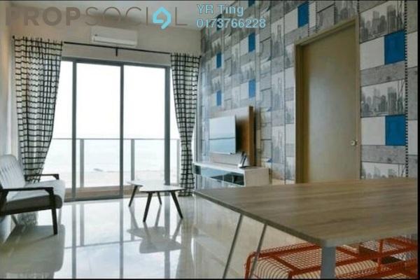 For Rent Condominium at Silverscape @ Hatten City, Bandar Melaka Freehold Fully Furnished 4R/3B 3.2k