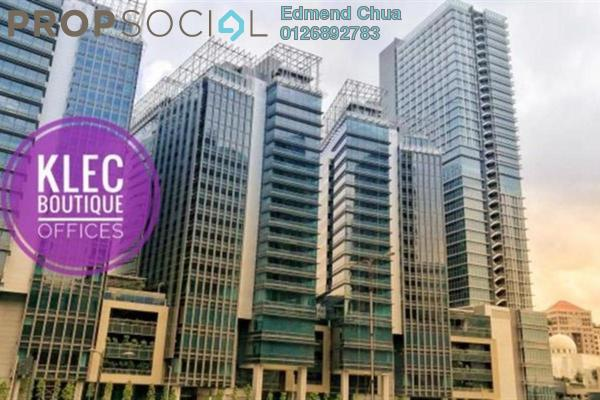 For Rent Office at KL Eco City, Mid Valley City Freehold Unfurnished 0R/0B 25.8k