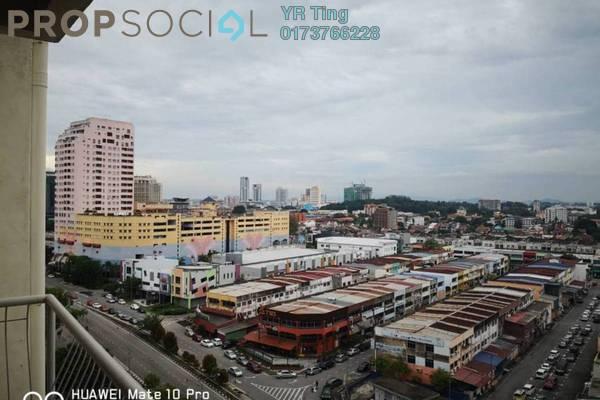 For Rent Apartment at Bandar Hilir, Melaka Freehold Semi Furnished 2R/2B 1k