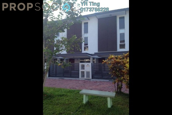 For Rent Terrace at Taman Klebang Utama, Melaka Freehold Semi Furnished 5R/5B 4k