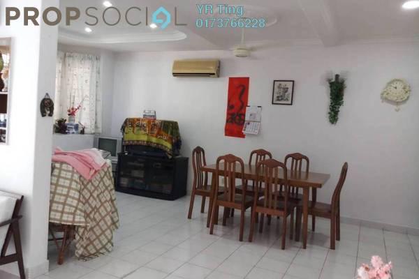 For Rent Terrace at Taman Pantai Emas, Klebang Freehold Fully Furnished 4R/3B 1.4k