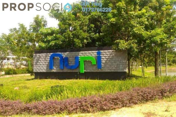 For Rent Semi-Detached at Nuri Durian Tunggal, Melaka Freehold Unfurnished 4R/3B 1k
