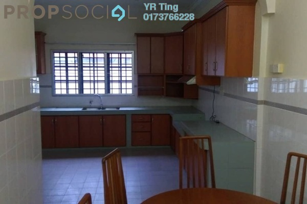 For Rent Terrace at Taman Tasik Utama, Ayer Keroh Freehold Semi Furnished 4R/2B 1.2k