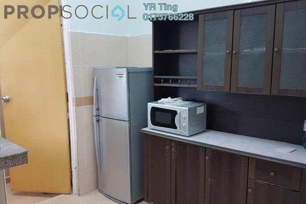 For Sale Condominium at Taman Bukit Beruang Indah, Bukit Beruang Freehold Fully Furnished 3R/2B 250k