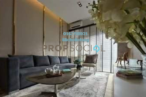 For Sale Serviced Residence at Meridin Bayvue , Masai Freehold Semi Furnished 3R/2B 382k
