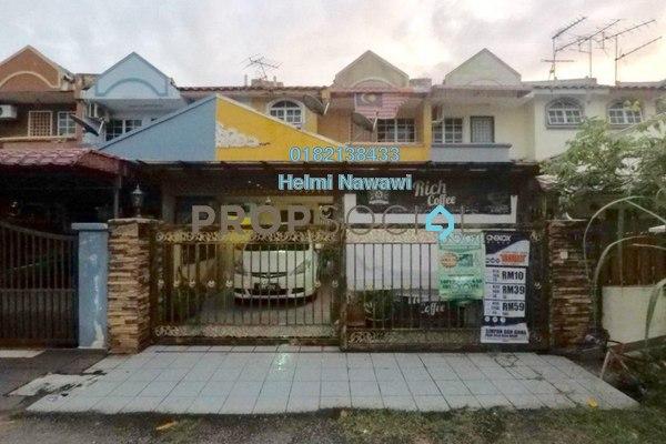 For Sale Terrace at Taman Sri Tanjung, Semenyih Freehold Unfurnished 4R/3B 340k