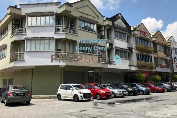 For Rent Factory at USJ 1, UEP Subang Jaya Freehold Semi Furnished 0R/2B 4k