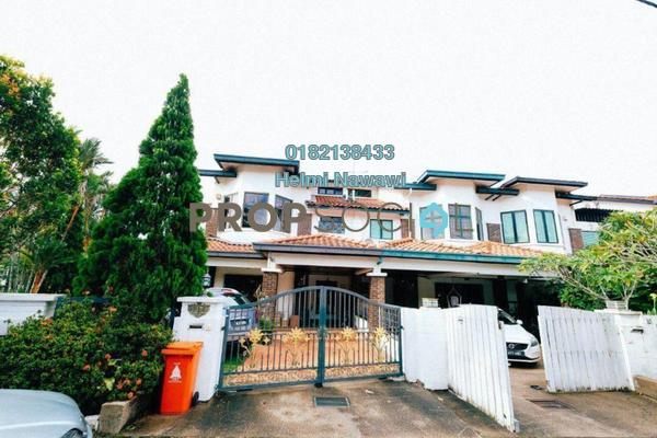 For Sale Terrace at Tropicana Indah, Tropicana Freehold Fully Furnished 4R/3B 1.4m