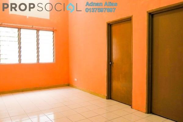 For Sale Apartment at Taman Medan, PJ South Leasehold Semi Furnished 3R/2B 170k
