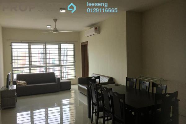 For Rent Condominium at Titiwangsa Sentral, Titiwangsa Freehold Fully Furnished 3R/2B 2.5k