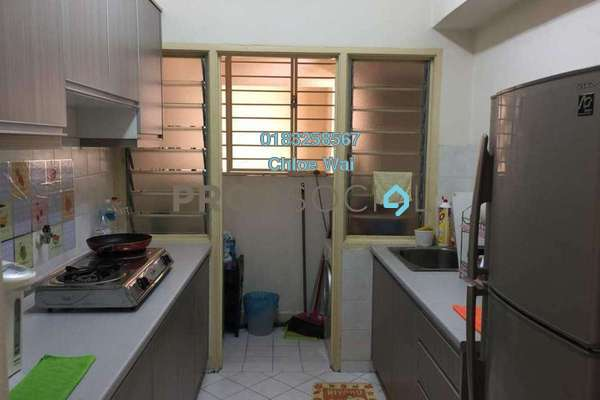 For Sale Condominium at Green Avenue, Bukit Jalil Freehold Semi Furnished 3R/2B 425k