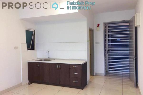 For Rent Condominium at Bayu Sentul, Sentul Freehold Semi Furnished 3R/2B 1.5k
