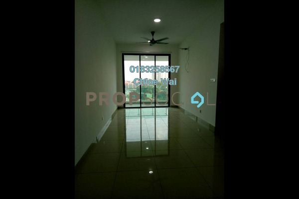 For Rent Condominium at The Vyne, Sungai Besi Freehold Semi Furnished 3R/2B 1.35k