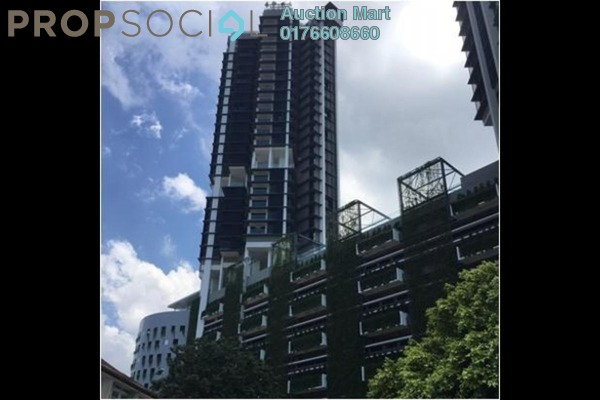 For Sale Condominium at Seri Kota, Georgetown Leasehold Unfurnished 0R/0B 1.54m