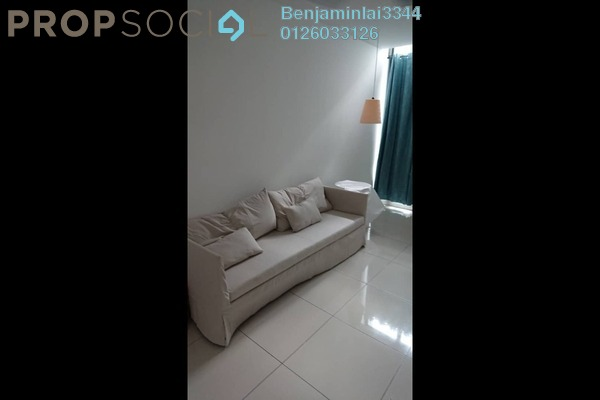 For Rent Serviced Residence at H2O Residences, Ara Damansara Freehold Fully Furnished 2R/2B 2.6k