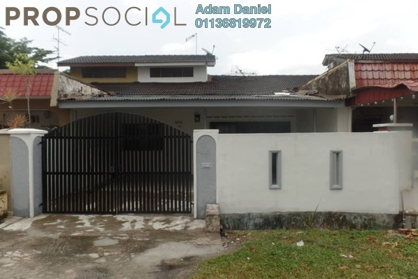For Sale Terrace at Taman Nesa, Skudai Leasehold Unfurnished 3R/2B 340k