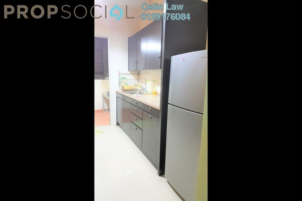 For Rent Serviced Residence at Kuchai Avenue, Kuchai Lama Freehold Semi Furnished 3R/2B 1.5k